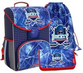 Рюкзак ERICH KRAUSE Ergoline 15L Hockey с наполнением