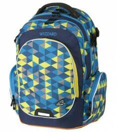 Рюкзак WALKER WIZZARD Campus BLUE