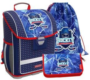 Рюкзак ERICH KRAUSE Ergoline 16L Hockey с наполнением