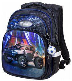 Школьный рюкзак WINNER 8053
