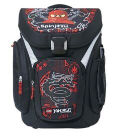 Рюкзак LEGO Explore School Bag TEAM NINJAGO