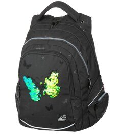 Рюкзак WALKER Fame BUTTERFLY BLACK