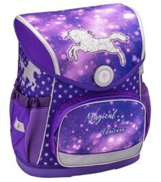 Ранец BELMIL Compact MAGICAL UNICORN