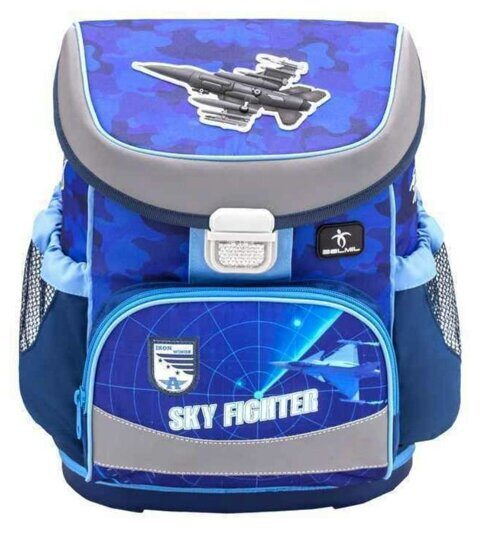 Ранец BELMIL Mini Fit SKY FIGHTER с наполнением