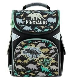 Школьный ранец KITE GoPack Education DINOSAURS