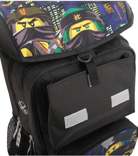 Рюкзак LEGO Maxi School Bag NINJAGO Urban